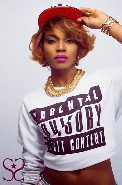 Seyi Shay fires back to an unspecified celeb!