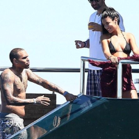 Have you heard: It's over between Chris Brown and Karrueche