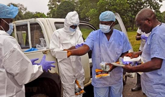 Ebola: Liberian doctor dies despite taking Zmapp