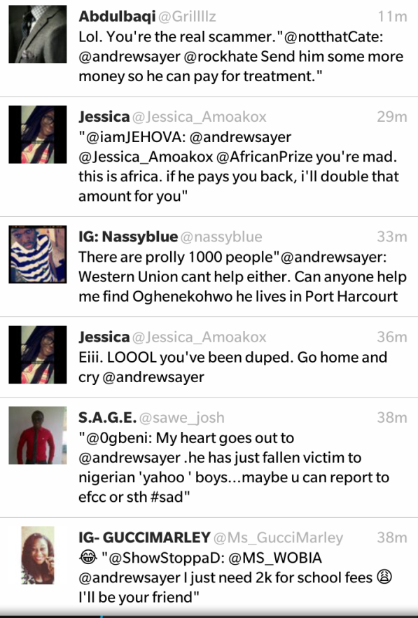 Ebola scam? Australian man scammed of $10,000 by a fake 'Nigerian Prince'