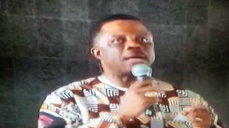 Pastor at late Prof. Dora Akunyili's burial photos - ozara gossip