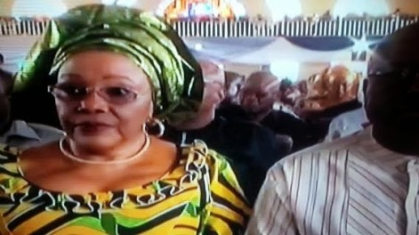 late Prof. Dora Akunyili's burial photos - ozara gossip