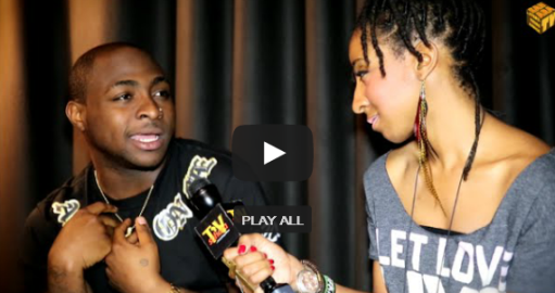 Davido talks about his beef with Wizkid; Makes a Shout out to Wizkid!