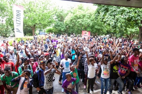 Abuja Multina Dance All 8 Audition 2014, A 12 years Old boy wins a Generator! ozara gossip