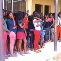 Lagos Police Men raid hotels, arrest 39 foreigners over Ebola Spread