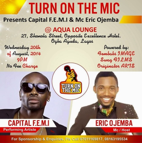 Turn On The Mic Reloaded!