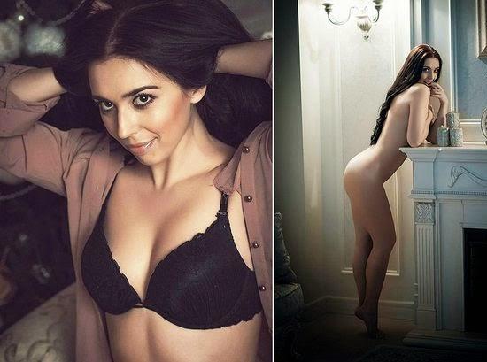 Ukranian female politician, Olga Lyulchak's nude photos leaked - ozara gossip