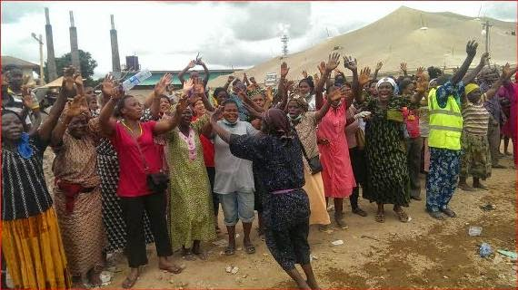 Survivors Rejoicing from the SCOAN building Collapse | ozara gossip