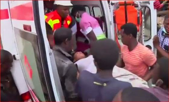 Survivors from the SCOAN building Collapse | ozara gossip