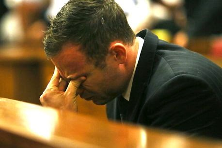 Oscar Pistorius granted bail, Sentencing set for October 13th | ozara gossip