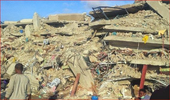 SCOAN building Collapse | ozara gossip