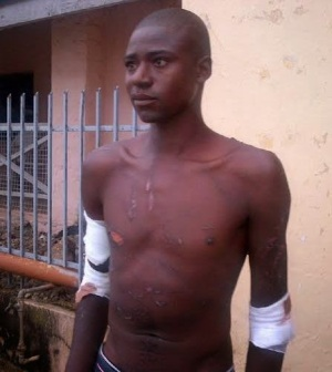 alleged army brutality on a young man | ozara gossip