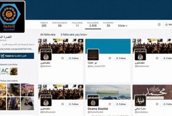 ISIS Twitter accounts, #TheConceptOfLoneWolfAttacks | ozara gossip