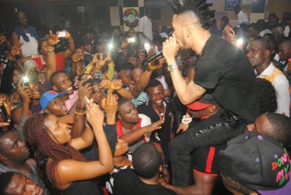 Phyno's Performance at Orijin - ozara gossip