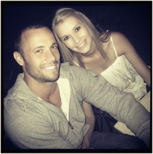 ozara gossip: Oscar Pistorius and Samantha Taylor