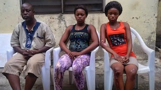 Two Nigerian Girls rescued from sex slaves, in Burkina Faso | ozara gossip