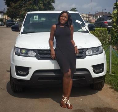 "Linda Ikeji Shows-off Her brand new ""2014 Range Rover"" | ozara gossip"