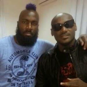 DJ Benny D and 2face idibia | ozara gossip
