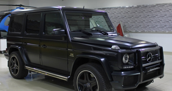 Nollywood actor saint obi acquires 2014 g65 amg mercedes for Mercedes benz g wagon v12