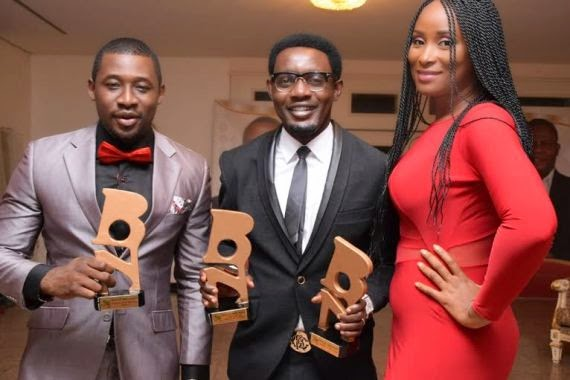 AY and others at BON Awards | ozara gossip