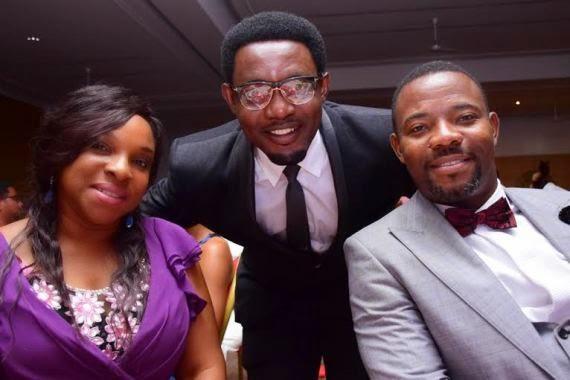 liz benson, AY, Okey Bakassi at BON Awards | ozara gossip