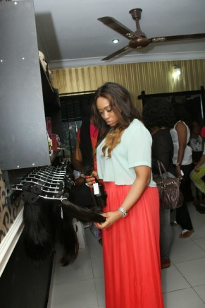 Chiviva Hair Outlet in Wuse 2, Abuja | ozara gossip