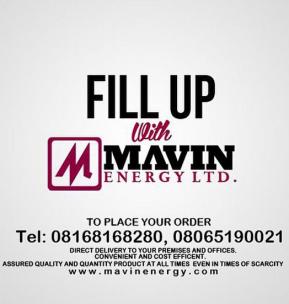Mavin Energy   ozara gossip