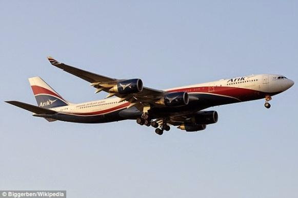 Ebola: Passenger dies after Vomiting on Flight from Nigeria to JFK   ozara gossip