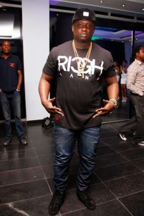 Wande Coal at Green Light party with Akon's official DJ, Benny D | ozara gossip
