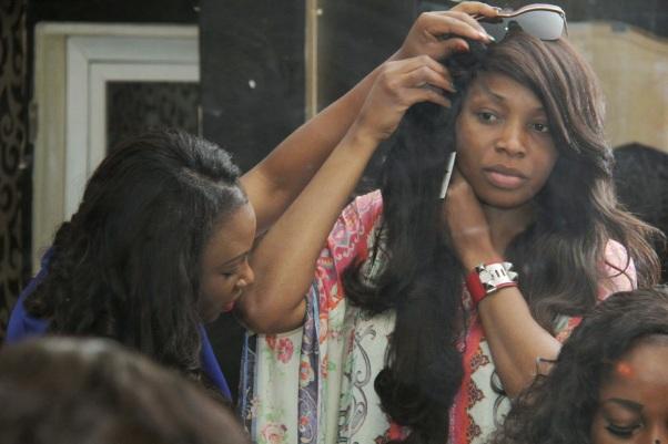 Ozara gossip: Chiviva Hair saloon