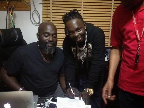 Waconzy got Signed With Entertainment Godfather - Edi Lawani   ozara gossip