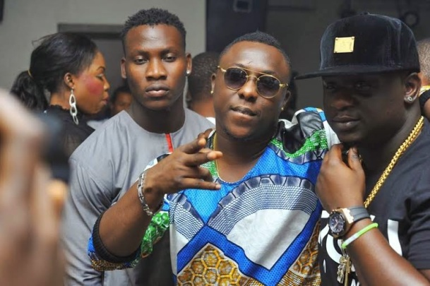 Wande Coal and YQ at Green Light party with Akon's official DJ, Benny D | ozara gossip