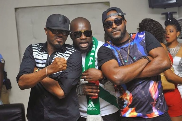 DJ Jimmt Jatt, Elajo at Green Light party with Akon's official DJ, Benny D | ozara gossip