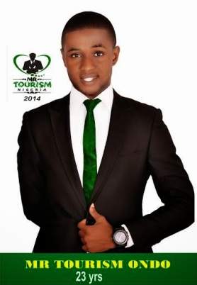 Mr Tourism Nigeria 2014 contestants | ozara gossip