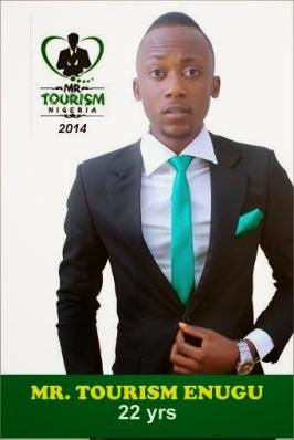 Mr Tourism Nigeria, 2014 contestants | ozara gossip