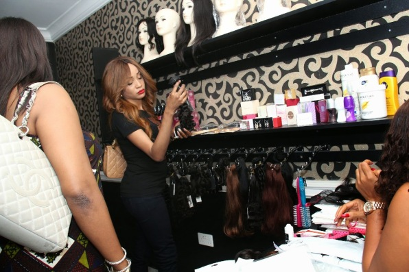 New Chiviva Hair Outlet in Abuja | ozara gossip