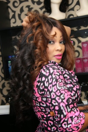 Chiviva Hair by Ugo, now in Abuja | ozara gossip