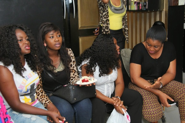 Chiviva Hair Outlet, opened in Abuja - ozara gossip