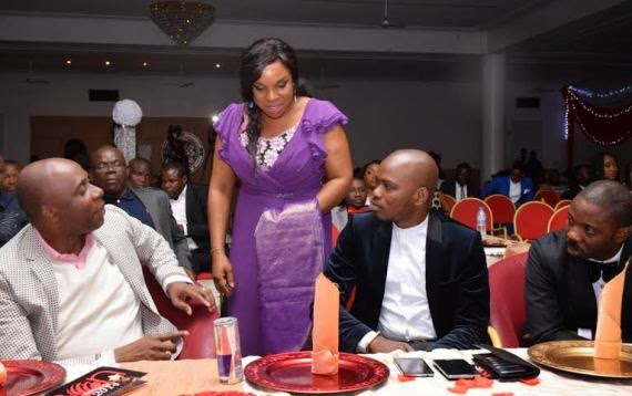 Liz Benson, Patience Ozokwor, others at BON Awards | ozara gossip
