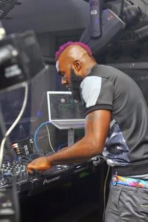 Akon's official DJ, Benny D | ozara gossip