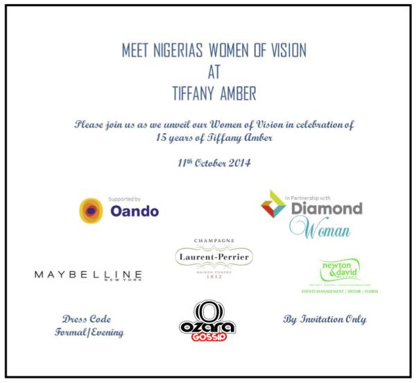 15th Anniversary of Women of Vision Campaign | ozara gossip