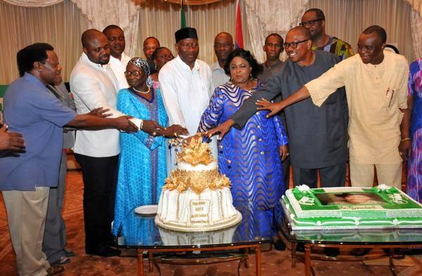 CELEBRATION:  President Goodluck Jonathan's 57th birthday party | ozara gossip