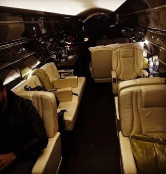 Justin Bieber hired $60m private jet | ozara gossip