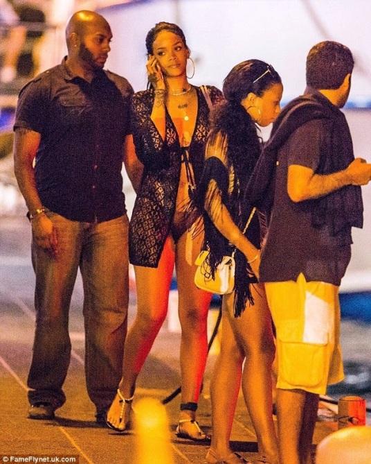 Rihanna in bikini  | ozara gossip