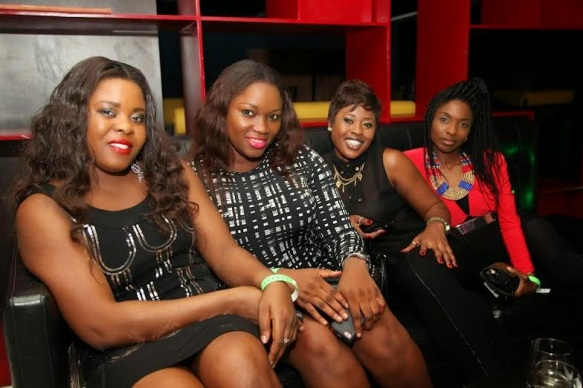 Tayo Faniran's female fans | ozara gossip