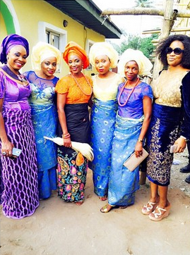 Genevieve Nnaji gets a Chieftancy title | ozara gossip