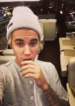 Justin Bieber hired $60m private jet | ozara gossip
