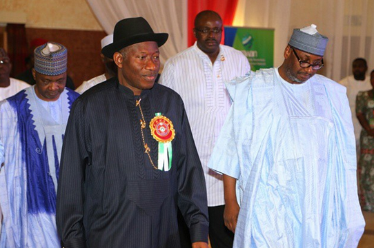 Photos from GEJ's Presidential campaign fund raising | ozara gossip