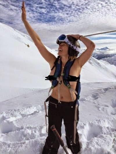 Chelsea Handler goes topless | ozara gossip
