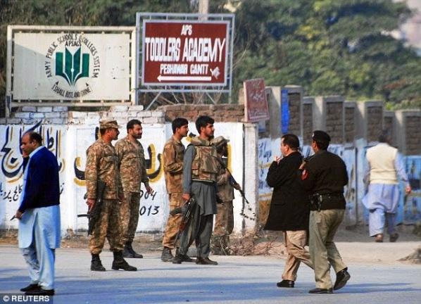 Pakistani Army commandos at th scene of the insurgent | ozara gossip